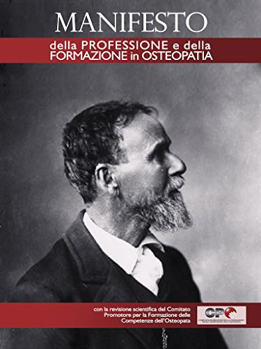 Manifesto della professione e della formazione in osteopatia